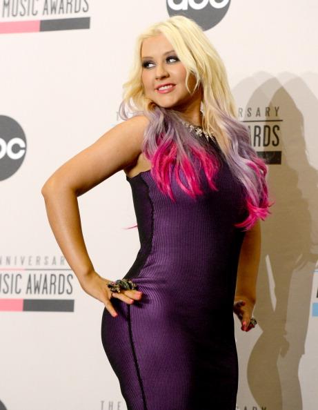 Christina Aguilera「The 40th Anniversary American Music Awards Nominations Press Conference」:写真・画像(17)[壁紙.com]