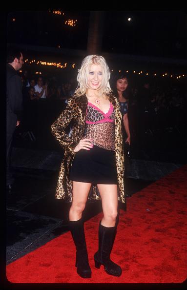 Coat - Garment「Christina Aguilera At MTV Music Awards」:写真・画像(8)[壁紙.com]