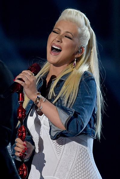 Christina Aguilera「50th Academy Of Country Music Awards - Show」:写真・画像(10)[壁紙.com]