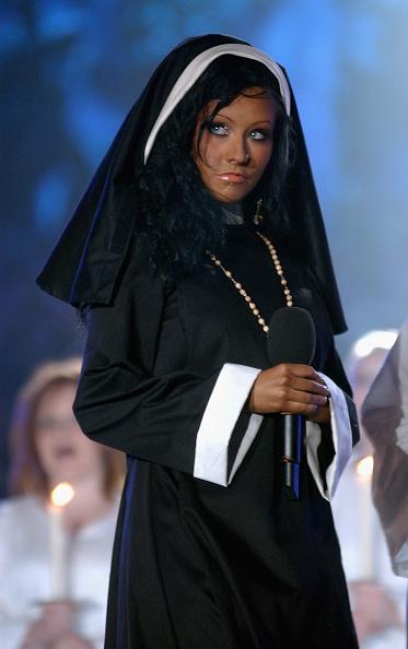 MTVヨーロッパ音楽賞「Christina Aguilera」:写真・画像(17)[壁紙.com]