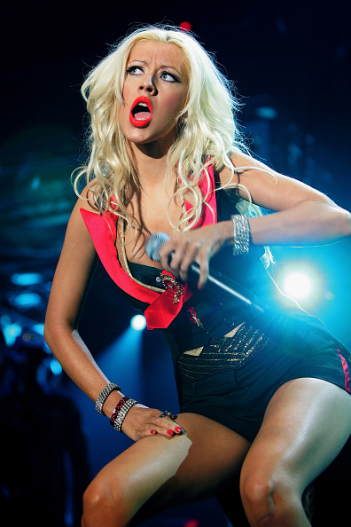 Long Hair「Christina Aguilera In Concert As Part Of The GP Masters」:写真・画像(17)[壁紙.com]