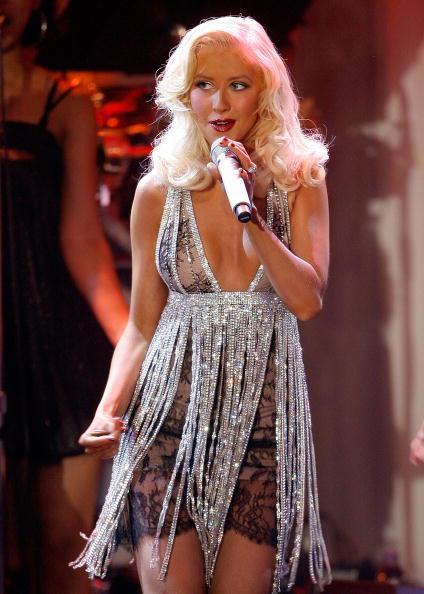 Christina Aguilera「Clive Davis Pre-Grammy Party - Show」:写真・画像(12)[壁紙.com]