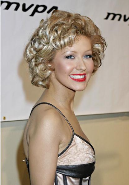 Curly Hair「13th Annual Music Video Production Association Awards」:写真・画像(1)[壁紙.com]