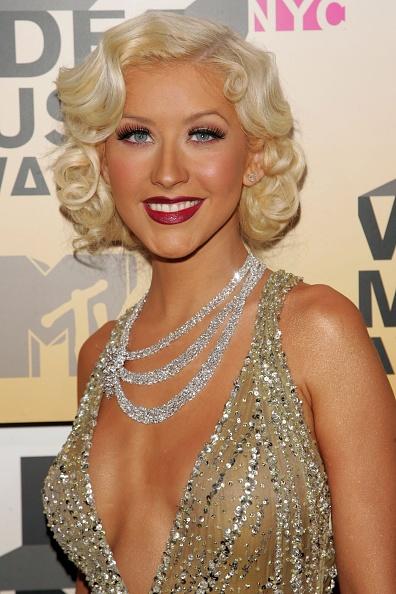 クリスティーナ・アギレラ「2006 MTV Video Music Awards - Arrivals」:写真・画像(12)[壁紙.com]