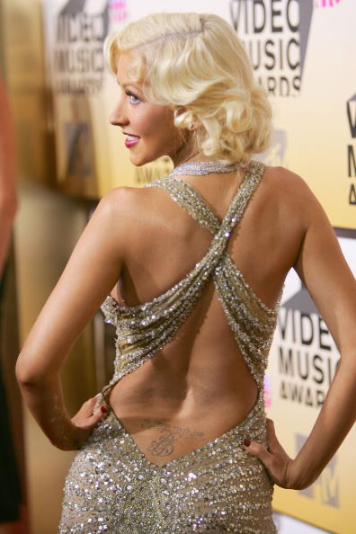 Christina Aguilera「2006 MTV Video Music Awards - Arrivals」:写真・画像(19)[壁紙.com]