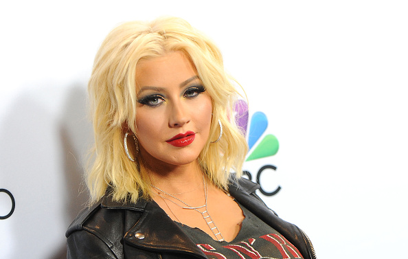 Christina Aguilera「NBC's 'The Voice' Season 8 Red Carpet Event」:写真・画像(2)[壁紙.com]