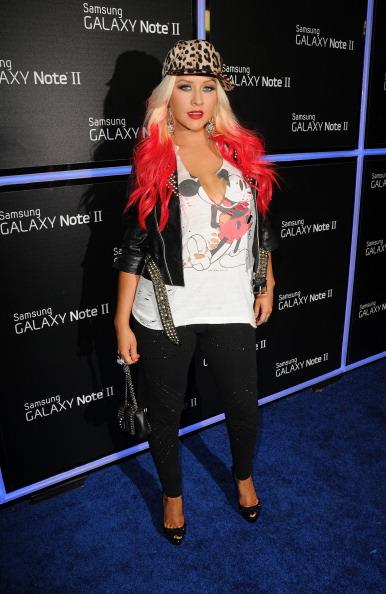 ミッキーマウス「Samsung Galaxy Note II Beverly Hills Launch Party」:写真・画像(4)[壁紙.com]