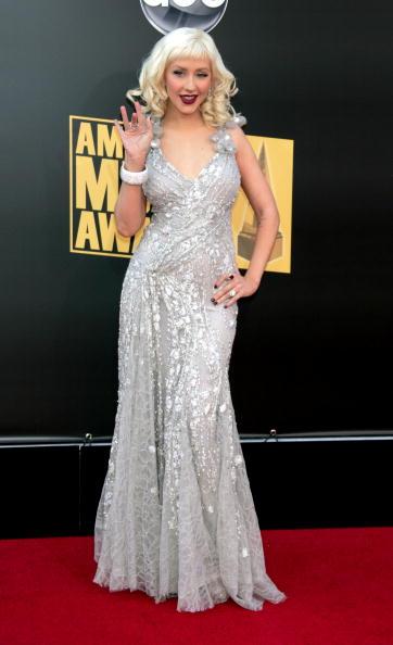 Evening Gown「2008 American Music Awards - Arrivals」:写真・画像(17)[壁紙.com]