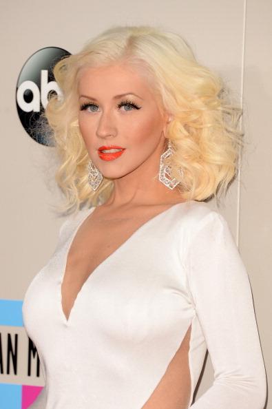 Christina Aguilera「2013 American Music Awards - Arrivals」:写真・画像(12)[壁紙.com]