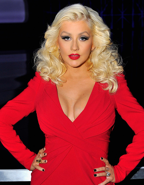 Christina Aguilera「Breakthrough Prize Awards Ceremony Hosted By Seth MacFarlane」:写真・画像(4)[壁紙.com]