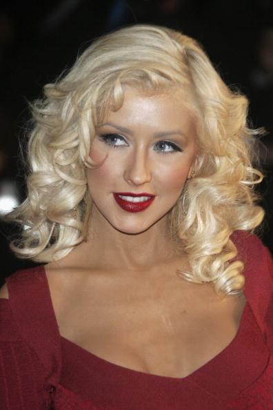 Christina Aguilera「NRJ Music Awards 2007」:写真・画像(2)[壁紙.com]