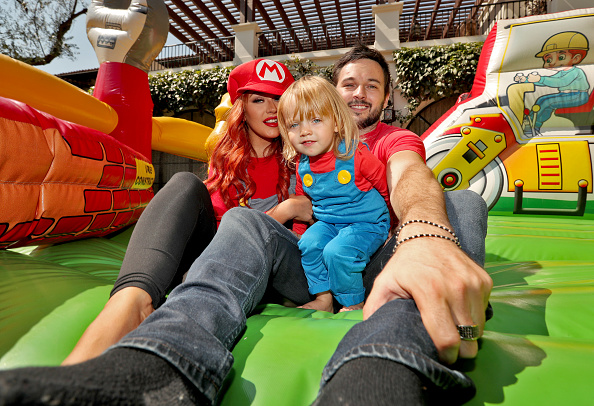 クリスティーナ・アギレラ「Christina Aguilera's Daughter Summer Rain's Second Birthday Party」:写真・画像(3)[壁紙.com]