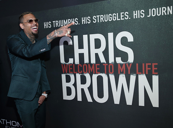 "Singer「Premiere Of Riveting Entertainment's ""Chris Brown: Welcome To My Life"" At L.A. LIVE」:写真・画像(13)[壁紙.com]"