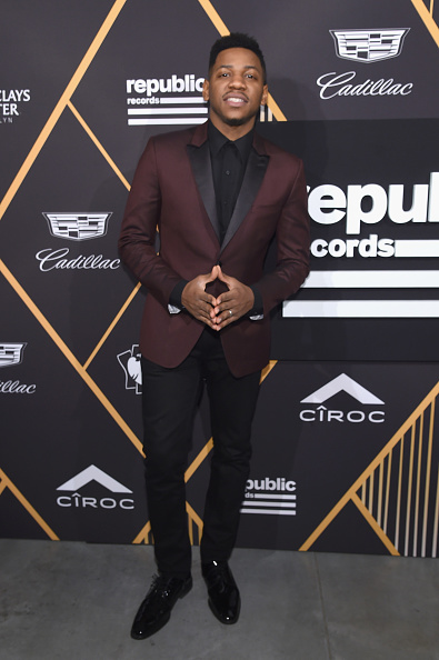 Ciroc「Republic Records Celebrates the GRAMMY Awards in Partnership with Cadillac, Ciroc and Barclays Center - Red Carpet」:写真・画像(1)[壁紙.com]
