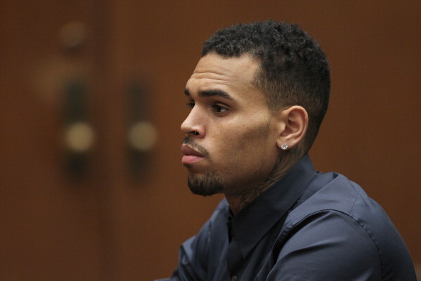Courthouse「Chris Brown Court Appearance」:写真・画像(16)[壁紙.com]