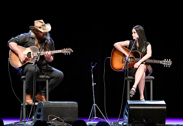 Benefit Concert「The Country Music Hall Of Fame And Museum Presents All For The Hall Los Angeles Benefit Concert Featuring Vince Gill, Kacey Musgraves, Chris Stapleton, James Taylor, And Joe Walsh」:写真・画像(9)[壁紙.com]