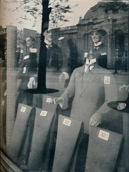 Menswear「Shop Front, 1926, (1929). Artist: Eugene Atget」:写真・画像(9)[壁紙.com]