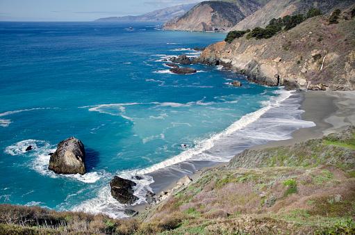 California State Route 1「Big Sur Rugged Coast」:スマホ壁紙(15)