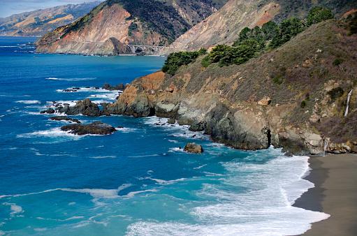 California State Route 1「Big Sur Rugged Coast」:スマホ壁紙(17)