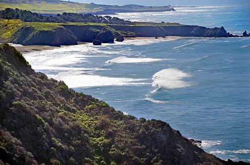 California State Route 1「Big Sur Rugged Coast」:スマホ壁紙(2)