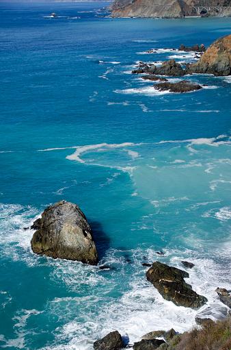 California State Route 1「Big Sur Rugged Coast」:スマホ壁紙(7)
