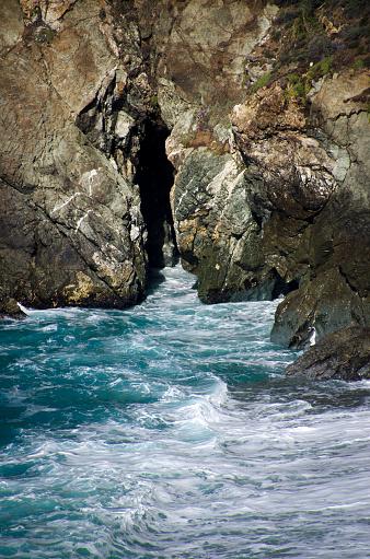 California State Route 1「Big Sur Rugged Coast」:スマホ壁紙(13)