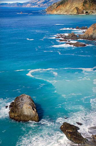 California State Route 1「Big Sur Rugged Coast」:スマホ壁紙(5)