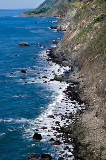 California State Route 1「Big Sur Rugged Coast」:スマホ壁紙(3)