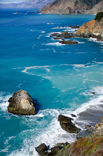 California State Route 1「Big Sur Rugged Coast」:スマホ壁紙(19)