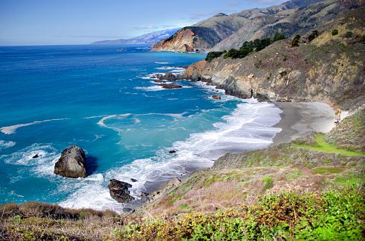 California State Route 1「Big Sur Rugged Coast」:スマホ壁紙(18)