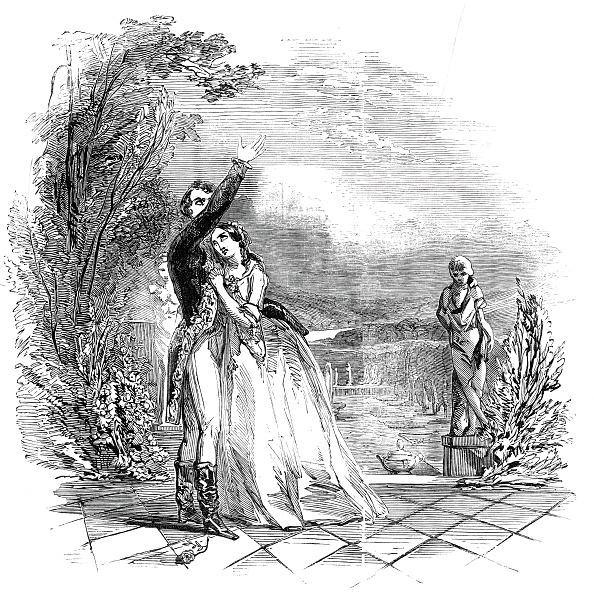 "Theatre Royal Haymarket「Scene From ""The Lady Of Lyons"" At The Haymarket Theatre」:写真・画像(9)[壁紙.com]"