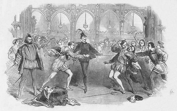 Hosiery「Scene From Spohrs 'Faust'」:写真・画像(15)[壁紙.com]