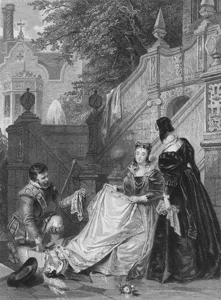 Elizabethan Style「Scene From Sir Walter Scotts Kenilworth Wayland」:写真・画像(6)[壁紙.com]