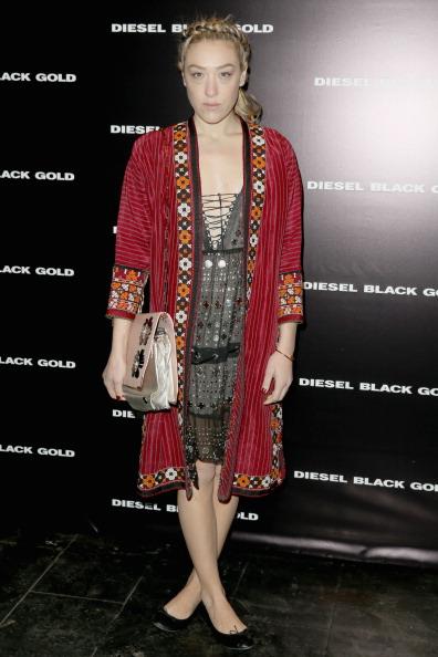Black Shoe「Diesel Black Gold - Backstage- Mercedes-Benz Fashion Week Fall 2014」:写真・画像(3)[壁紙.com]