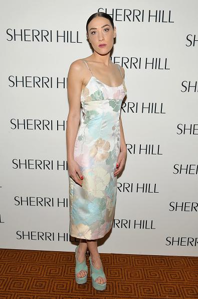 D Dipasupil「Sherri Hill - Backstage - Fall 2016 New York Fashion Week: The Shows」:写真・画像(3)[壁紙.com]