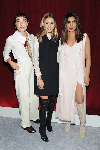 Olivia Palermo「SK-II Limited Edition Holiday Collection Launch Party」:写真・画像(19)[壁紙.com]