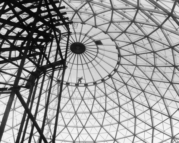 Architectural Feature「Glass Dome」:写真・画像(3)[壁紙.com]