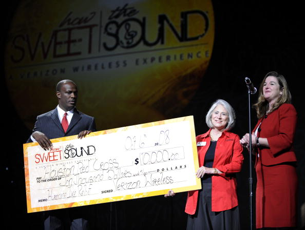 "Hurricane Ike「Verizon Wireless' ""How Sweet the Sound"" National Gospel Competition」:写真・画像(10)[壁紙.com]"