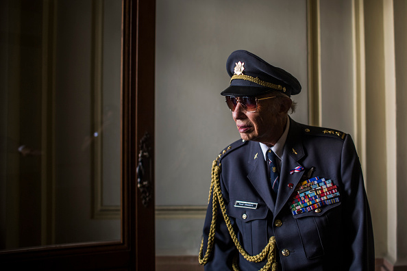 70th Anniversary「Ceremony Is Held To Honour Czechoslovak Airmen Who Fought With RAF In WWII」:写真・画像(13)[壁紙.com]