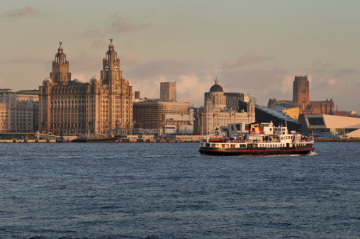 Cathedral「The Mersey Ferry」:スマホ壁紙(14)