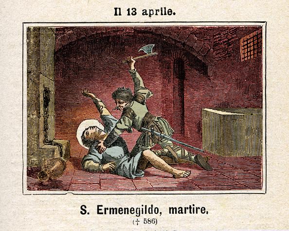 Fototeca Storica Nazionale「Saint Ermenegildo Martyr」:写真・画像(9)[壁紙.com]