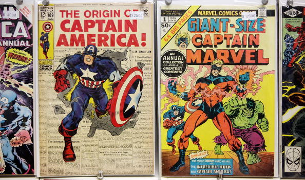 Heroes「Disney Acquires Marvel Comics For $4 Billion」:写真・画像(3)[壁紙.com]