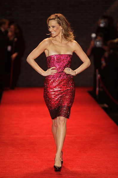 Mark Mainz「The Heart Truth's Red Dress Collection - Runway - Fall 08 MBFW」:写真・画像(12)[壁紙.com]