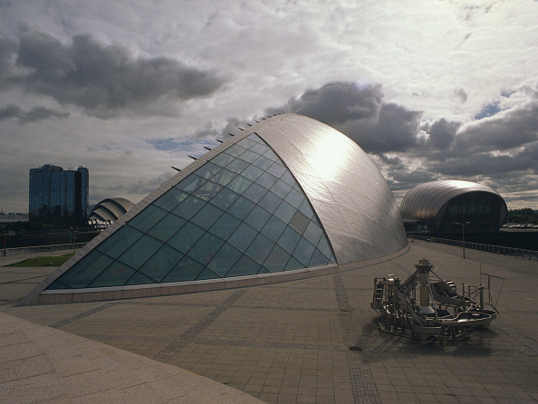 Architecture「The Science Centre, Glasgow, Scotland.」:写真・画像(7)[壁紙.com]