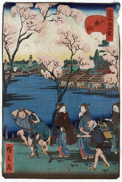 Engraving「Tokyo」:写真・画像(17)[壁紙.com]