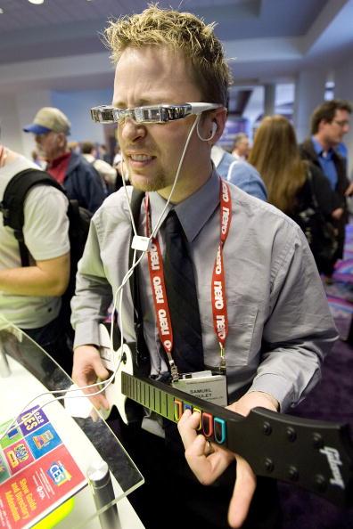 Big Tech「Consumer Electronics Show Previews Latest Products」:写真・画像(19)[壁紙.com]