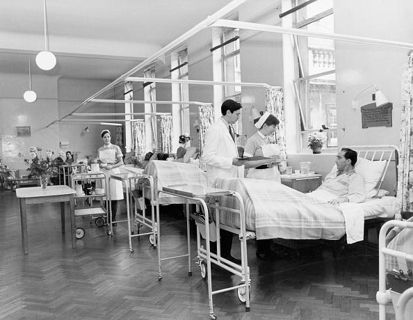 Hospital Ward「Surgical Ward」:写真・画像(11)[壁紙.com]