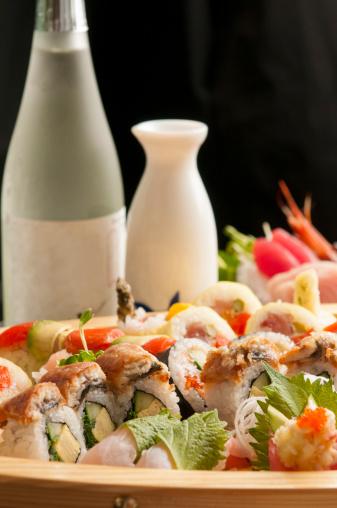 Sake「寿司や酒」:スマホ壁紙(11)