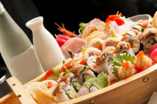 Sake「寿司や酒」:スマホ壁紙(0)