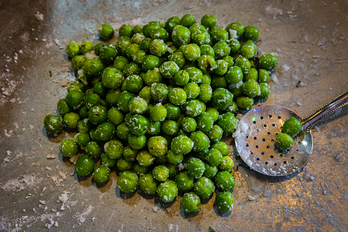 Iran「Green olives displayed at the Great Bazaar」:スマホ壁紙(3)